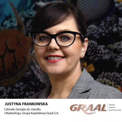 Justyna Frankowska Graal S.A. - Akademia Sukcesora